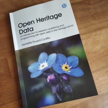 Open Heritage Data, the book